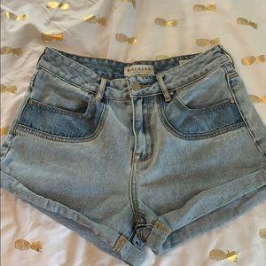 Bullhead vintage short